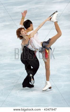 China's Dan And Hao Zhang's Short Program