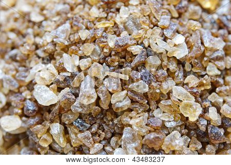 Brown Rock Candy