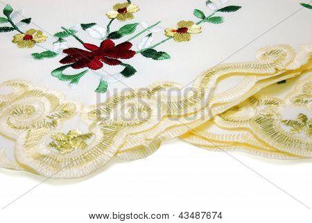 Handkerchief Lace