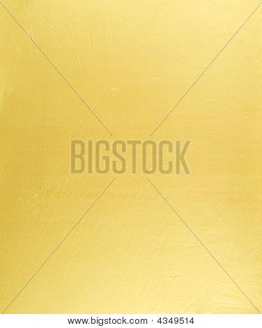 Photo Of Abstract Golden Metallic Background