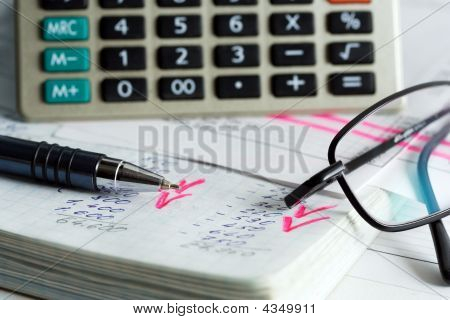 Calculation Of Financial Reports