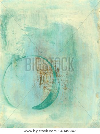Teal Enso