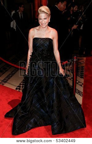 NEW YORK-SEP 17: Investor Julie Macklowe attends the 14th annual New Yorkers For Children Fall Gala at Cipriani 42nd Street on September 17, 2013 in New York City