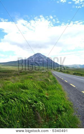 Mount Errigal Donegal