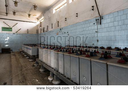 Uninterruptible Power Supply Batteries