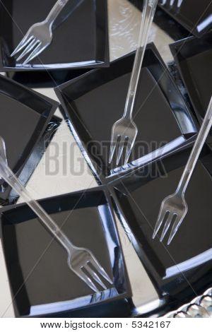 Appetizer Forks