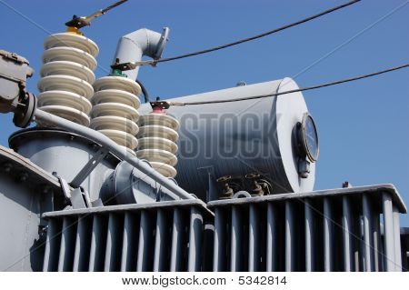 Industrial High Voltage Converter
