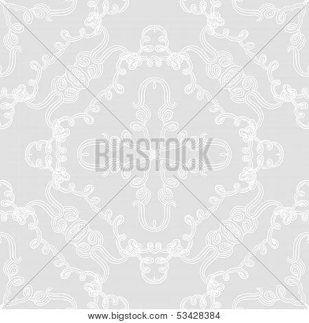 elegant seamless vector pattern, wedding wrapping
