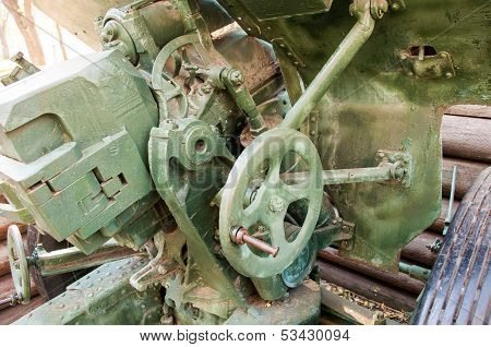 Howitzer Model 1938 Year
