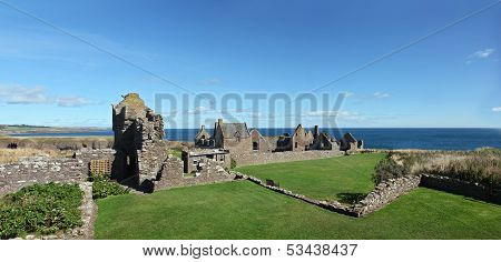 The Dunnottar Castle