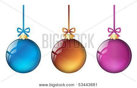 Christmas balls set2
