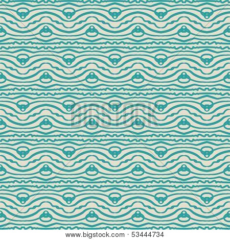 seamless linear pattern, vintage fabric