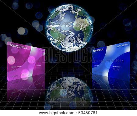 Credit Planet some image elements credit NASA