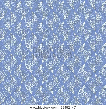 Vintage paper with dots, vector seamless pattern