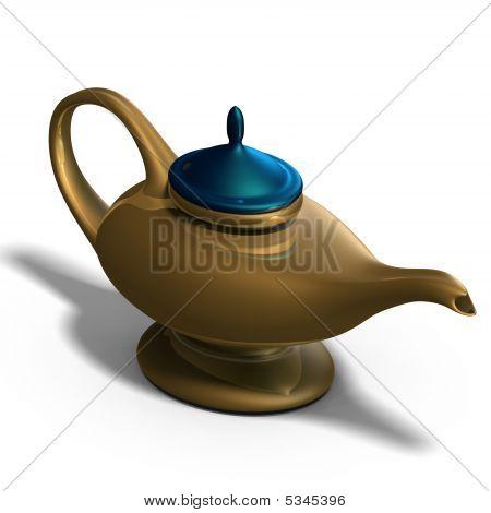 Aladdins Magical Lamp