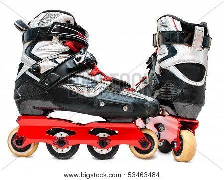 Bright Roller Skates