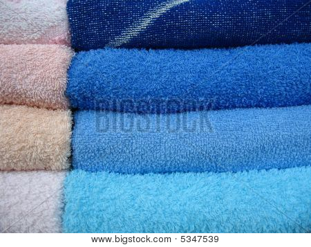 Turkish Towels Composition
