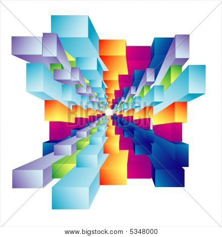Abstract Cubic Deep Well