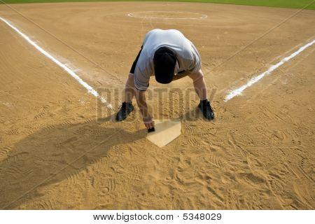 Home Plate Umpire