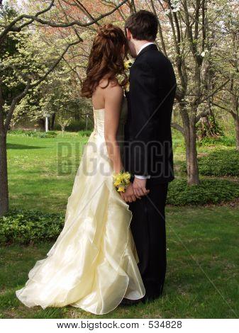 Prom Couple Full