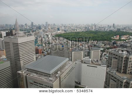 Tokyo Panarama