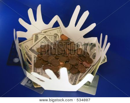 Money Paper Hands