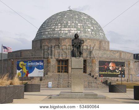 Adler Planetarium in Chicago, USA