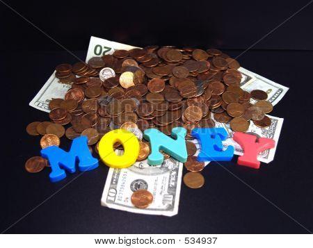 Money Letters 2