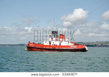 Tugboat, Portsmouth