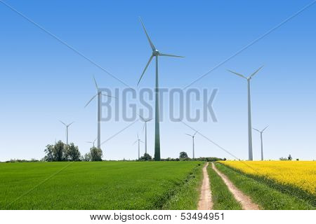 Wind generators - Power from renewable source
