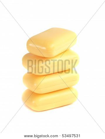 Stack Of Soap