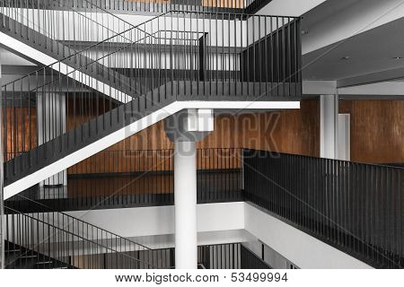 Flight Of Stairs