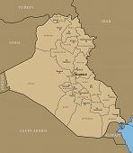 Постер, плакат: Iraq
