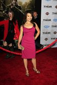 LOS ANGELES - NOV 4:  Ming-Na Wen at the Thor: The Dark World' Premiere at El Capitan Theater on Nov