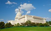 image of senators  - The US Capitol in Washington D - JPG