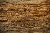 image of deforestation  - Old wood cracked texture for background - JPG