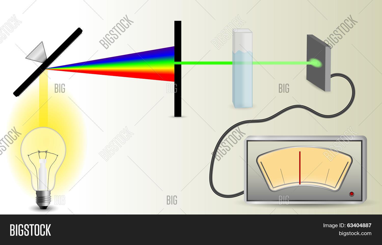Схема детектора ультрафиолетового излучения