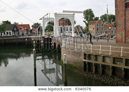 lifting bridge, Zierikzee