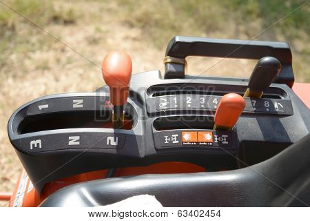 Three Speed Tractor Gearshift Knob