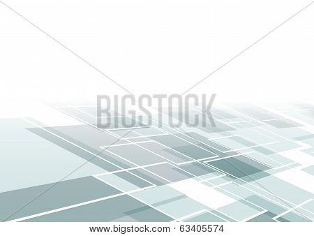 Modern Flying Tile Background Template
