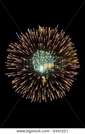 Fireworks Center Ball