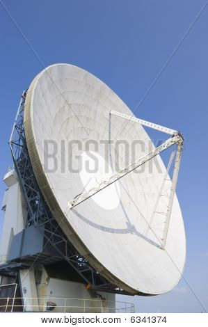 Earth Station Satellite Dish