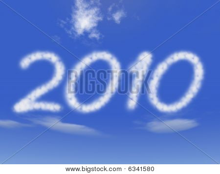 2010 In The Blue Sky