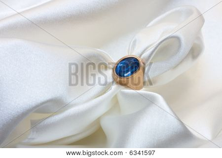 Napkin Ring And Napkin