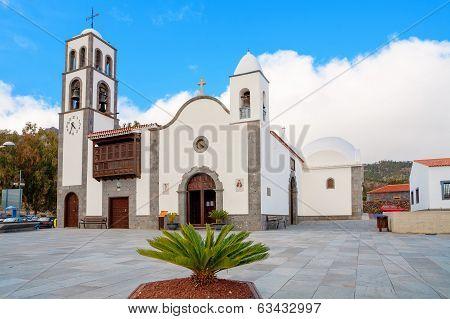 Santiago Del Teide. Tenerife, Spain