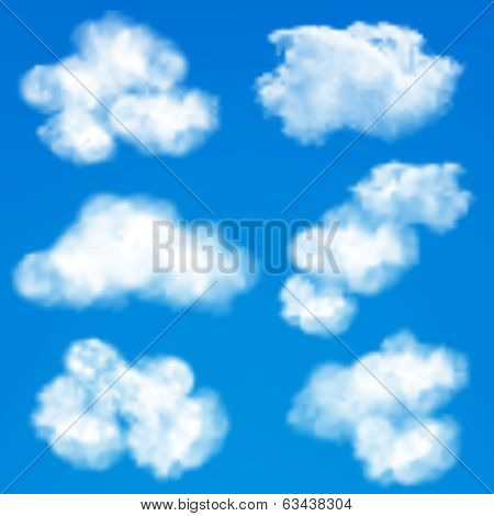 Abstract Sky Cloud