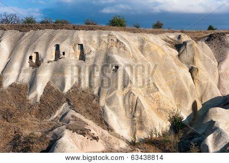 Volcanic Landscape of Cappadocia,  Turkey