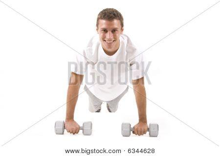 männlich fitness
