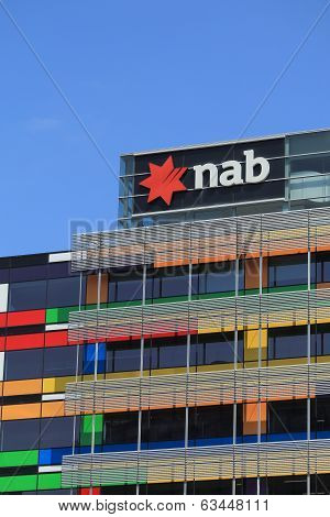 National Australia Bank NAB logo