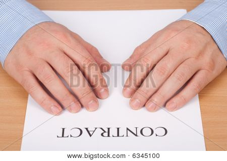 Blank Contract